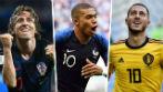 Dünya Kupası'nın en iyi 11'i