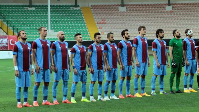 1461 Trabzon PTT 1.Lig'de!