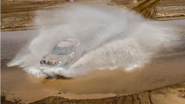 Dakar Rallisi'nin 9. etabı iptal edildi