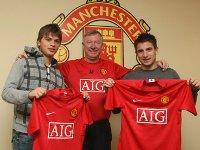 Manchester Genç Sırplarla İmzaladı