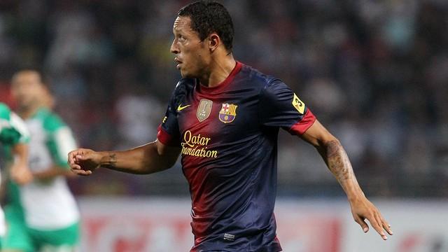 Barça'nın Sambacısı 'Dalya' Dedi