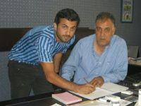 Adana Demirspor, Ahmet Kolcu ile sözleşme imzaladı
