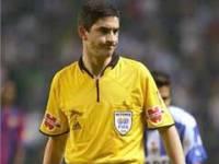 Avusturya Maçına İspanyol Hakem