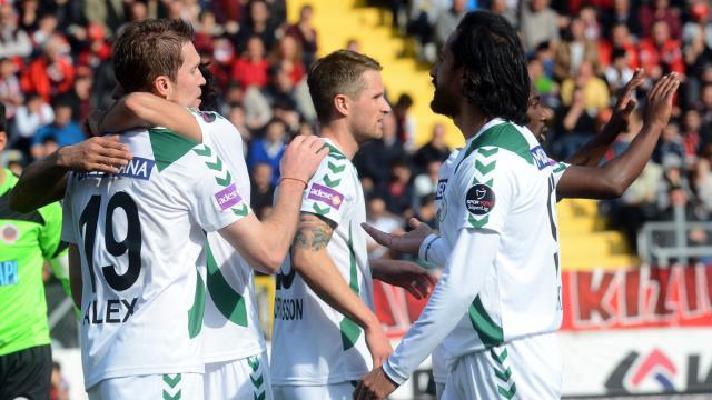 Konyaspor'da transfer hareketliliği