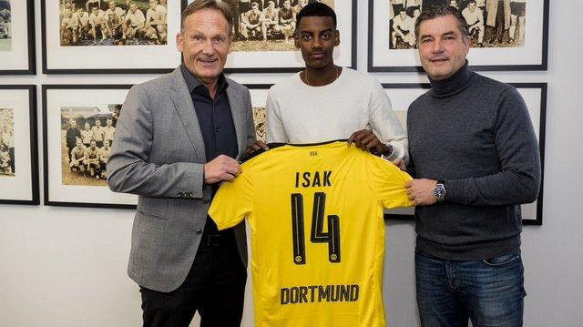 Dortmund gençlerine güveniyor