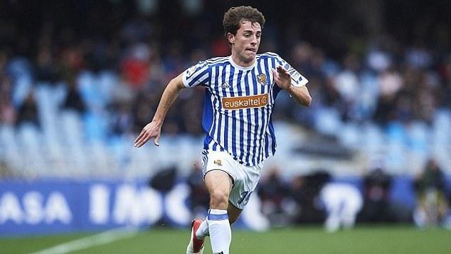 Real Madrid, Odriozola'yı transfer etti