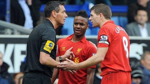 Liverpool Hakeme Tepkili