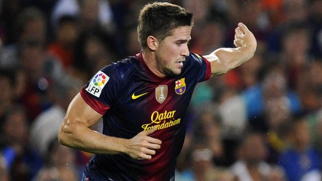 Celta Vigo Barçalı genci kaptı