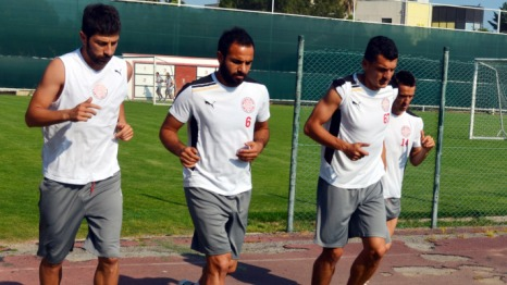 Antalyaspor Pas Yaptı