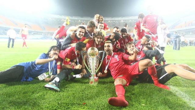Antalyaspor yeniden Süper Lig'de