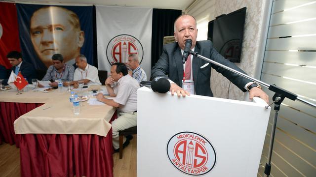 Antalyaspor 'devam' dedi