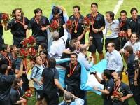 Altın Madalya Arjantin'in