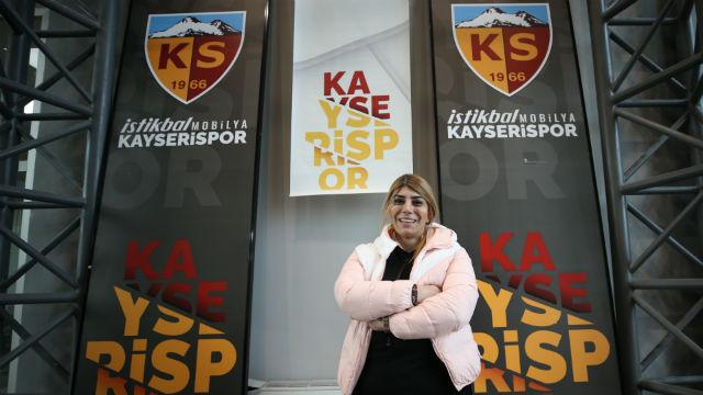SÜPER LİG'DE İLK KADIN BAŞKAN!