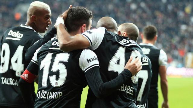 Beşiktaş tarih yazma peşinde