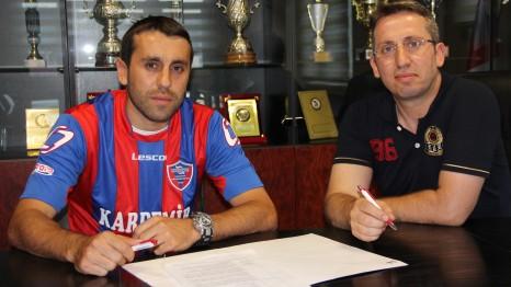 Karabükspor'da Transfer