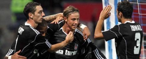 Beşiktaş Avrupa Ligi'nde
