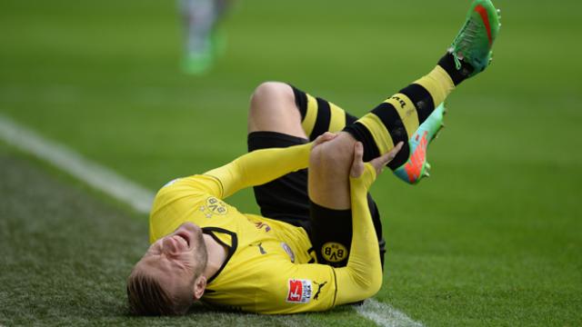 Dortmund'a bir şok daha!