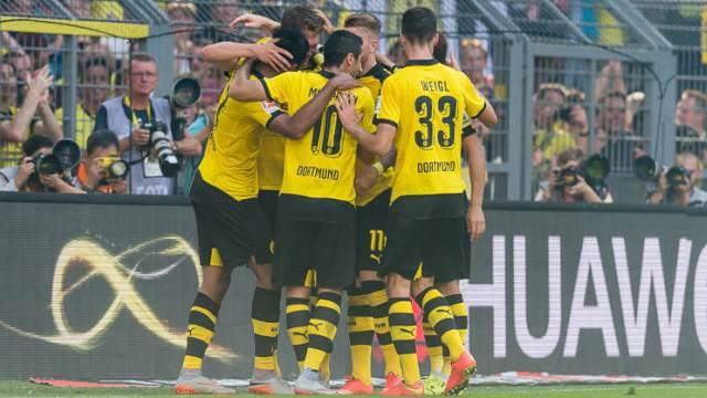 Dortmund şimdiden tarih yazdı