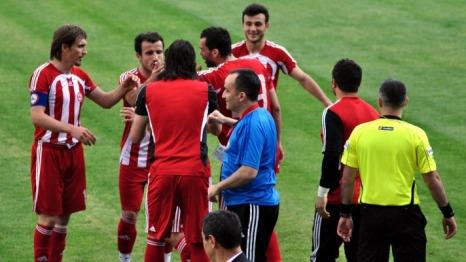 Buğsaşspor'da Yarı Final Sevinci