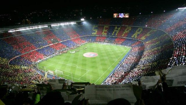 Barcelona'dan rekor açıklaması