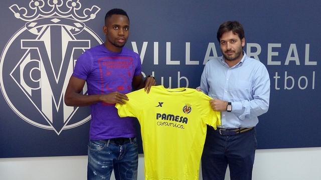 Bakambu artık La Liga'da