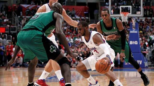 Clippers Tutulmuyor