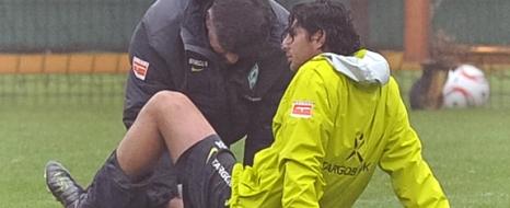 Werder'de Pizarro Şoku!