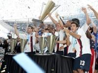 Concacaf Gold Cup Şampiyonu A.B.D.