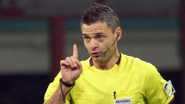 Real'in Maçına Sloven Hakem