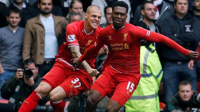 Liverpool nihayet kazandı