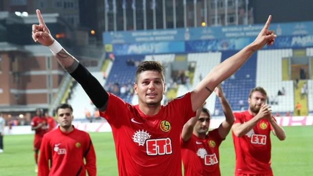 Eskişehirspor, Diego ile yollarını ayırdı