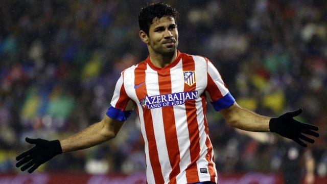 Diego Costa yuvaya döndü!