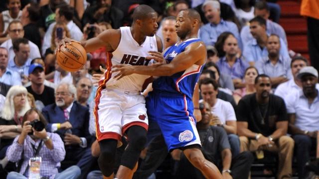 Wade attı, Heat kazandı
