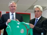 Meksika'Nin Yeni Patronu Eriksson