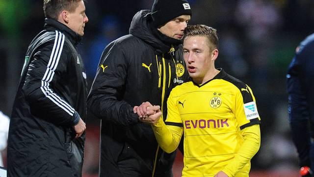Dortmund gururla sunar: Felix Passlack