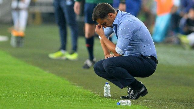 Pereira: Fabiano'nun suçu değil