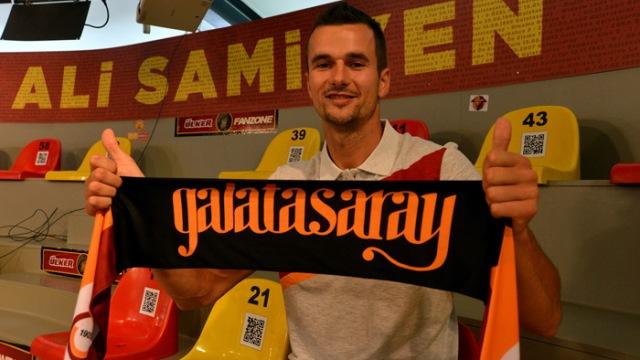 Galatasaray'da transfer