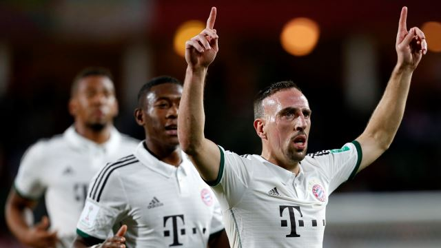 Bayern Münih yine finalde