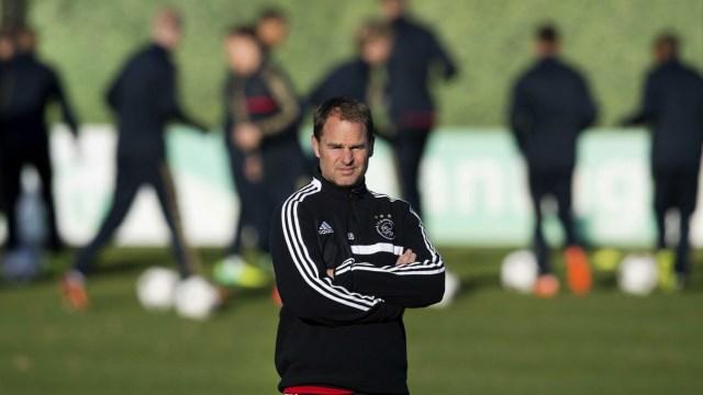 Inter'in hoca adayı: Frank de Boer