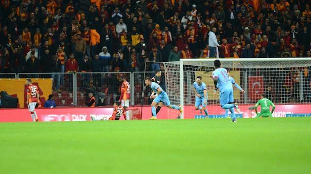Arena'da Trabzon şov