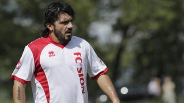 Palermo Gattuso'ya Emanet