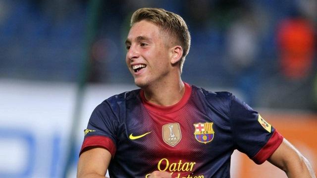 Sevilla Barçalı genci kiraladı