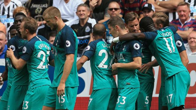 Tottenham ilk maçta hata yapmadı
