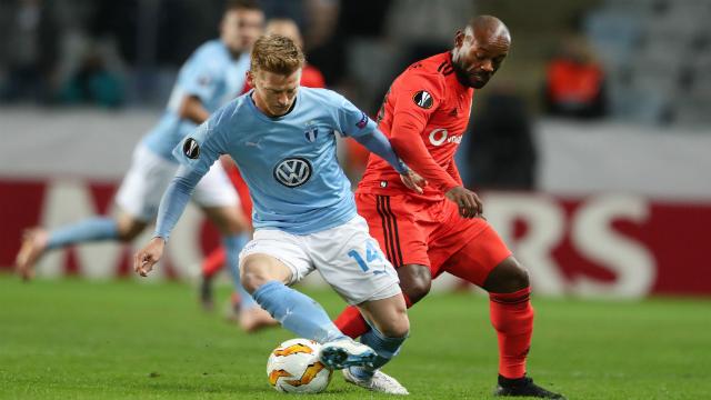 Malmö-Beşiktaş maçı İsveç basınında