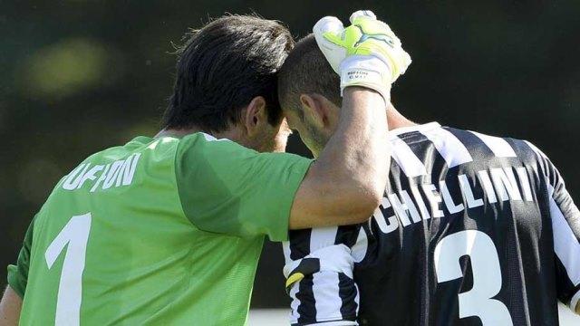 Juventus'ta çok özel imzalar
