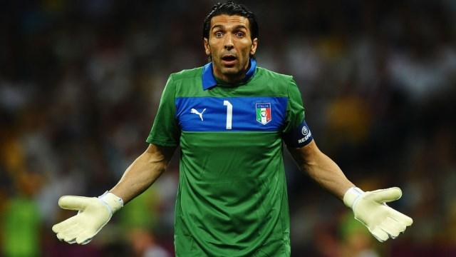 Buffon'dan tarihi itiraf!