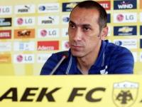 AEK Faturayı Hocaya Kesti