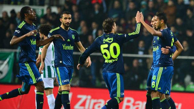 Fenerbahçe kupada kayıpsız