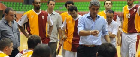 Galatasaray İlk Engeli Aştı