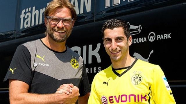 İşte Dortmund'un yeni '10' numarası